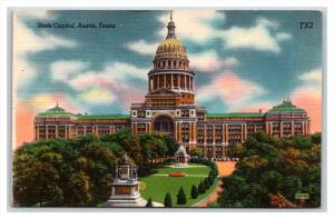 Texas Austin Capitol Building