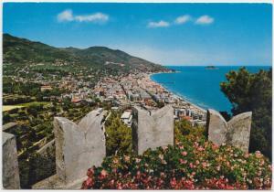 Riviera dei Fiori -ALASSIO, Panorama, General view, Italy, unused Postcard