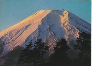 Mount Fuji in Early Summer Japan