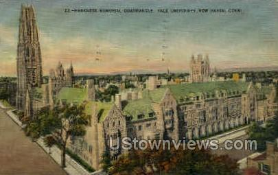 Yale University New Haven CT 1940
