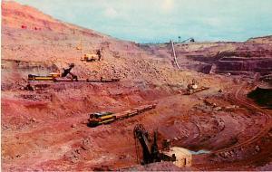 Iron Ore Mining in Arrowhead Country of Minnesota MN Chrome