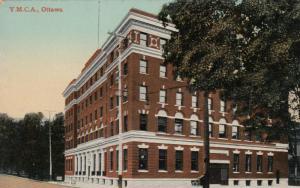 OTTAWA , Ontario , Canada , 1900-10s; Y.M.C.A.