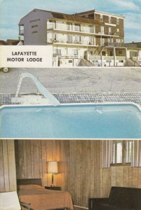 OLD ORCHARD BEACH , Maine , 1950-70s ; Lafayette Motor Lodge