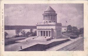 Grant's Tomb Riverside Park New York 1907