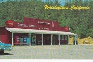 California Whiskeytown General Store Coca Cola