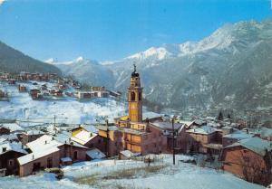 Postcard CASPOGGIO Valmalenco 1150m ITALY