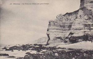 Le Trou Au Chien Par Gros Temps, Fecamp (Seine-Maritime), France, 1900-1910s