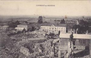 Panorama, Clermont-en-Argonne (Meuse), France, 1900-1910s