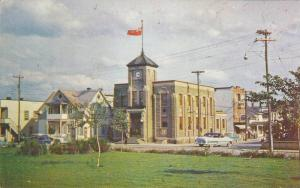 Bureau de Poste , ALMA , Quebec , Canada , 1958