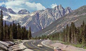 ROGERS PASS , B.C. , Canada, 1950-60s