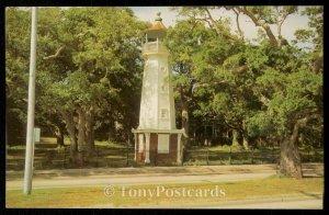 Baldwin Wood Lighthouse, Biloxi, Mississippi