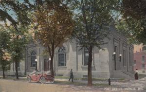 MUNCIE , Indiana, 00-10s;  Post Office