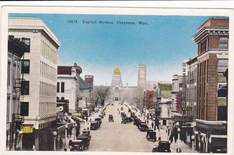 Capitol Avenue, Cheyenne, Wyoming,00-10s