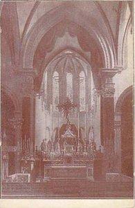 Italy Bologna Cappella Maggiore Della Chiesa Dei Servi