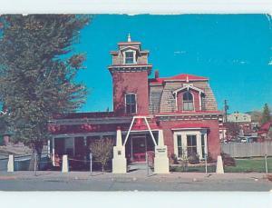 Pre-1980 MUSEUM SCENE Silver City New Mexico NM d9735