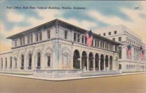 Alabama Mobile Post Office and New Federal Building