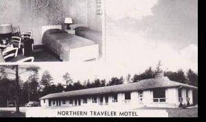 Michigan Oscoda The Northern Traveler Motel Dexter Press Archives