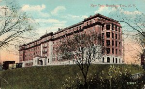 New Troy Hospital Troy NY DB VTG P127