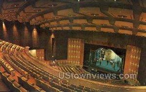 Fisher Theatre in Detroit, Michigan