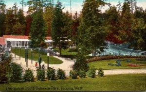 Washington Tacoma The Zoo In Point Defiance Park