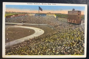 Mint USA Color Picture Postcard Yankee Stadium Bronx New York