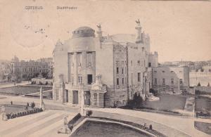 COTTBUS , Stadttheater , Switzerland, 1914