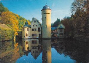 Germany Wasserschloss Mespelbrunn im Spessart