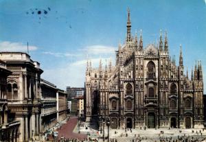 Italy - Milano. Duomo Square