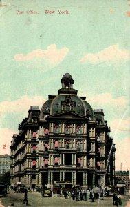 New York City Post Office 1909