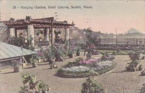 Washington Seattle Hanging Garden Hotel Lincoln