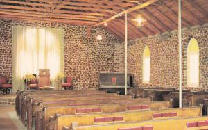 PETERBOROUGH, Ontario, Canada, 1940-1960's; The Rustic Chapel At Elim Lodge