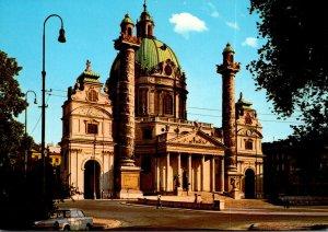 Austria Wien Vienna St Charles' Church