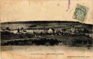 CPA Environs de Langres Saint-Loup-sur-Aujon (616688)