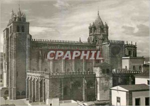 Modern Postcard 7 Evora catedral