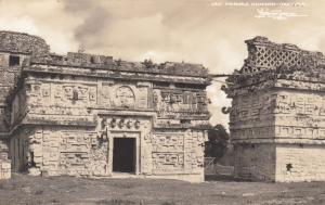 RP, Las Monjas, Chichen Itza, Mexico, 1930-1940s