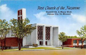7162  MO  Kansas CIty  First Church of the Nazarene,