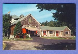 Boothbay, Maine/ME Postcard, Playhouse & Theatre Museum