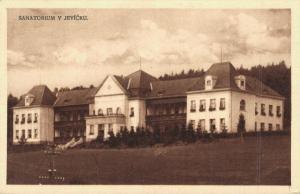 Czech Republic Sanatorium v Jevíčko 02.86