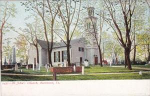 Virginia Richmond St John's Church