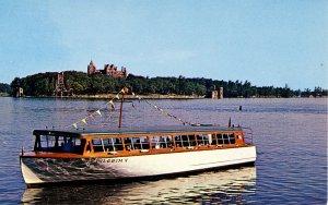 NY - Thousand Islands. Passenger Boat Pilgrim V