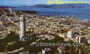 Coit Tower - San Francisco, CA