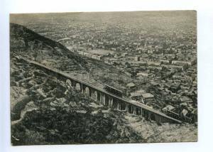197549 GEORGIA TIFLIS Funicular & city Vintage Glavlit #18