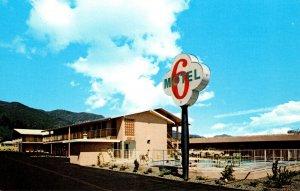 Motel 6 Ukiah California