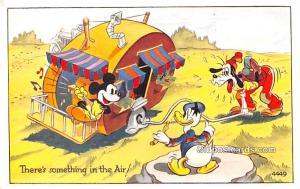 Valentine & Sons # 4449 Walt Disney Unused
