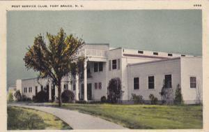 Post Service Club, Fort Bragg, North Carolina, 10-20's