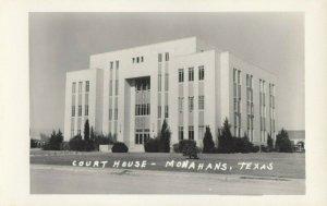 RP: MONAHANS , Texas , 1930-40s ; Court House