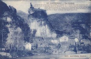 Castelbouc , Lozere department , France , 00-10s ; Vue Generale