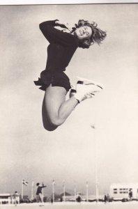 RP: Figure Skater SJOUKJE DIJKSTROVA, Innsbruck 1964 (3)