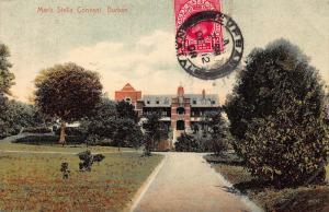 South Africa Durban Maris Stella Convent postcard