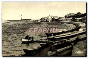 New Postcard Old Port (lighthouse)